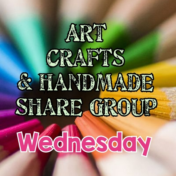 7/21 ARTS, CRAFTS AND HANDMADE SHARE GROUP